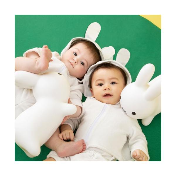 ブルーナボンボンミニ ホワイト ブラウン グレー 生後6ヶ月〜 かおり付き おもちゃ ミッフィー 白 待合室 |nobumaru|06
