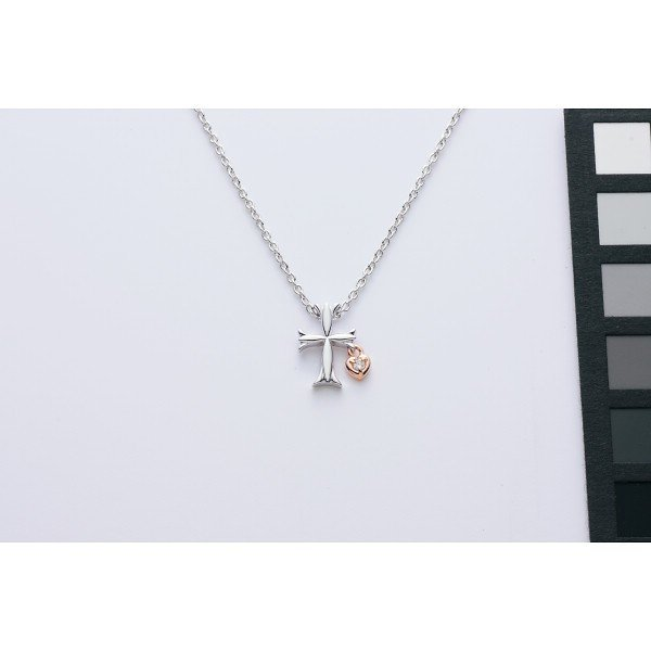 誕生石ペンダント 4月・ダイヤモンドBSP‐30‐4