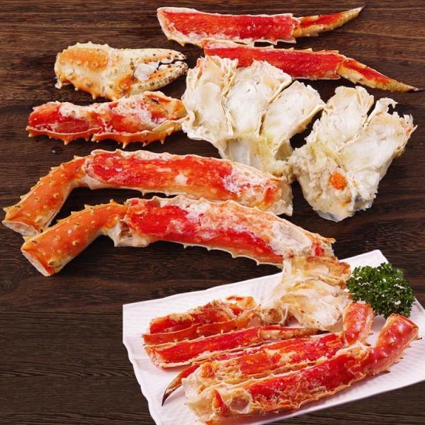 数量限定 送料無料 ギフト かに カニ 蟹 たらば蟹 タラバガニ 北海道 グルメ 詰合せ プレゼント 北海道産 ボイルたらば蟹「TRBS-50」