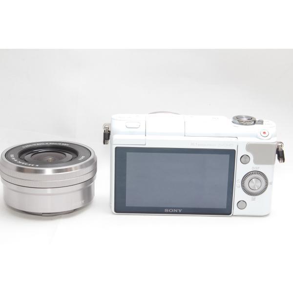 ミラーレス一眼 SONY ソニー α NEX-3N パワーズームレンズキット ホワイト 新品SDカード付き|nogi-camerayshop|02