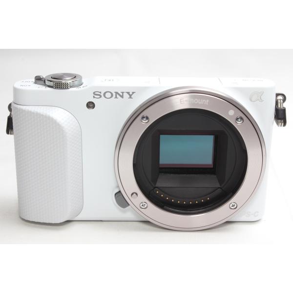ミラーレス一眼 SONY ソニー α NEX-3N パワーズームレンズキット ホワイト 新品SDカード付き|nogi-camerayshop|05