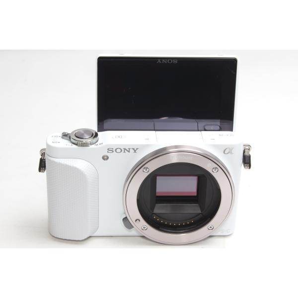 ミラーレス一眼 SONY ソニー α NEX-3N パワーズームレンズキット ホワイト 新品SDカード付き|nogi-camerayshop|06