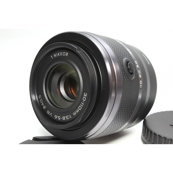 望遠レンズ Nikon ニコン 1 NIKKOR VR 30-110mm f/3.8-5.6 レンズ ブラック