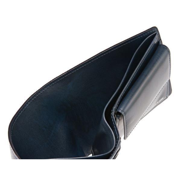 メンズ 財布 二つ折り 小銭入れあり キプリスコレクション リザード 日本製|noijapan|14