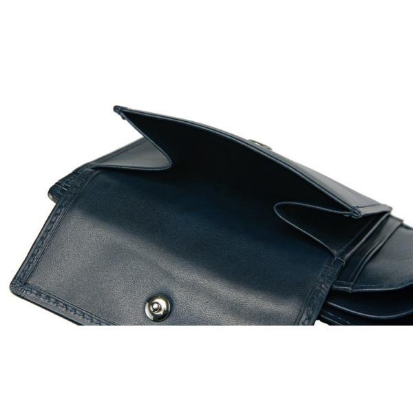 メンズ 財布 二つ折り 小銭入れあり キプリスコレクション リザード 日本製|noijapan|15