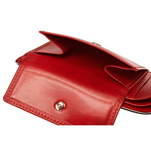 メンズ 財布 二つ折り 小銭入れあり キプリスコレクション リザード 日本製|noijapan|05