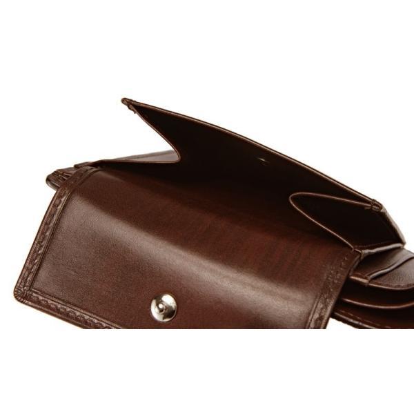 メンズ 財布 二つ折り 小銭入れあり キプリスコレクション リザード 日本製|noijapan|10