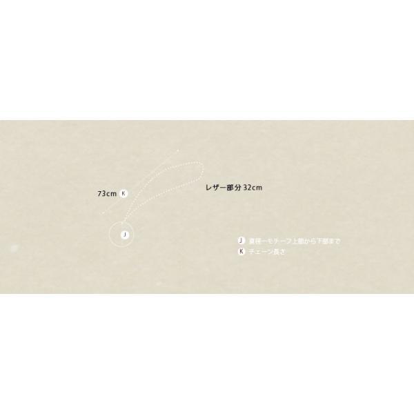 【s20】【CAL O LINE/キャルオーライン】ANTIQUE WHITE HEARTS NECKLACE【送料無料】【キャンセル返品交換不可】【let】 noix 04