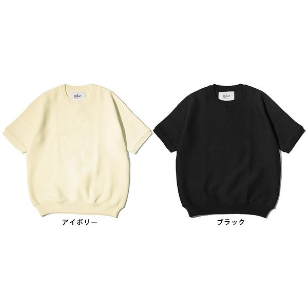 【s30】【ソーファー/so far】New Sweat Like Knit(ニュースウェットライクニット)【送料無料】【キャンセル返品交換不可】【let】|noix|03