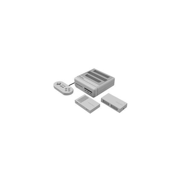 サイバーガジェット 【数量限定特価】レトロフリーク SFC用コントローラーアダプターセット CY-RF-SFC