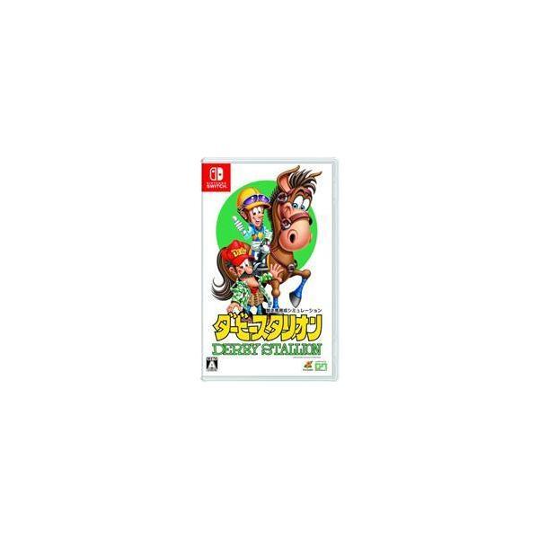 ゲームアディクト Switch ダービースタリオンHAC-P-AUE5A