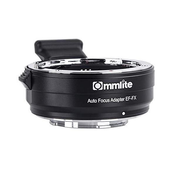 Commlite CM-EF-FX 電子オート フォーカス レンズのアダプター キヤノン タムロン シグマ EF/EF-S レンズ富士フイル|nomad