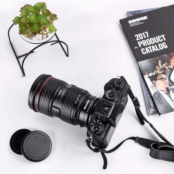 Commlite CM-EF-FX 電子オート フォーカス レンズのアダプター キヤノン タムロン シグマ EF/EF-S レンズ富士フイル|nomad|05