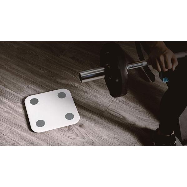 Xiaomi 体重計 スマートスケール 体脂肪 体組成計|nomad|02