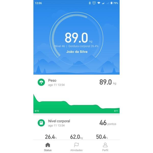 Xiaomi 体重計 スマートスケール 体脂肪 体組成計|nomad|06