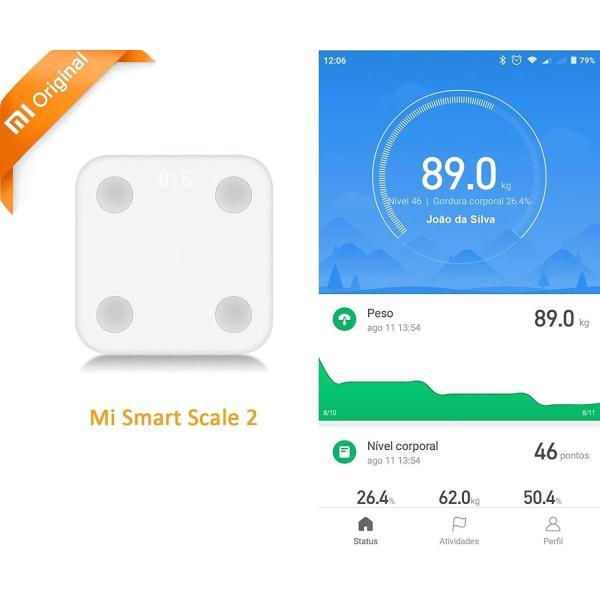 Xiaomi 体重計 スマートスケール 体脂肪 体組成計|nomad|08