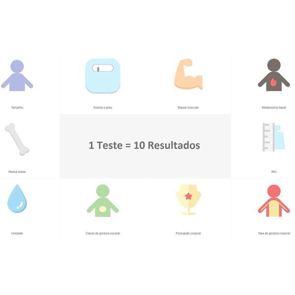 Xiaomi 体重計 スマートスケール 体脂肪 体組成計|nomad|10