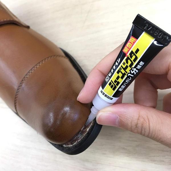セメダイン 靴用瞬間接着剤 シューズドクター スリム P3g CA-104|nomad|04