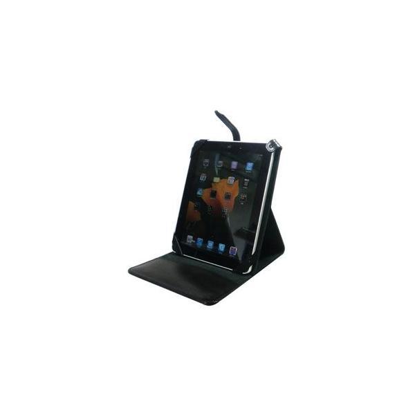 iPad ケース 革 名入れ 國鞄(コクホー) 国鞄シリーズ ipad アイパッドケース 黒 2304BK