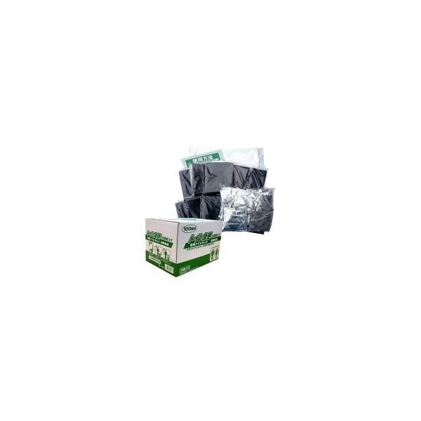 防災用品 簡易トイレセット トイレ急便(抗菌剤入り) 100回分 送料無料  代引き不可 送料無料 メーカー直送 期日指定・ギフト包装・注文後のキャンセル・
