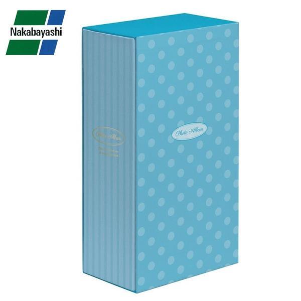 ナカバヤシ 大容量504枚ポケットアルバム ブルー ア-PL-504-1-B 送料無料  送料無料 メーカー直送 期日指定・ギフト包装・注文後のキャンセル・返品不可 ご注