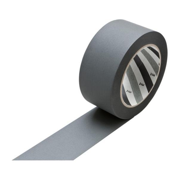 mt foto マスキングテープ 50mm幅×50m巻 MTFOTO09 グレー 送料無料  送料無料 メーカー直送 期日指定・ギフト包装・注文後のキャンセル・返品不可 ご注文後