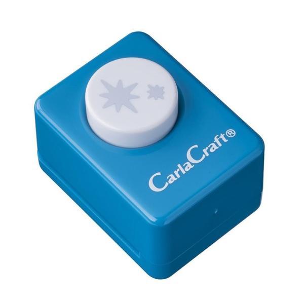 Carla Craft(カーラクラフト) クラフトパンチ(小) スパークル CP-1N 4100739 送料無料  送料無料 メーカー直送 期日指定・ギフト包装・注文後のキャンセ
