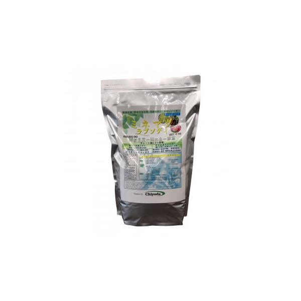 千代田肥糧 ミネマグラプソディ(WMg12-WMn6-WBo2) 5kg×4袋 225002 送料無料  代引き不可 送料無料 メーカー直送 期日指定・ギフト包装・注文後のキャン