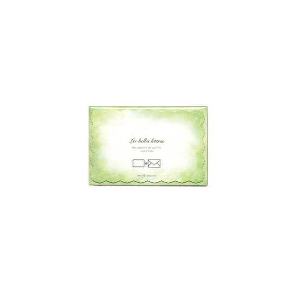 クリエイトジー ダイカットミニレターセット ニュアンスグリーン NAG CGL741 6セット 送料無料  代引き不可 送料無料 メーカー直送 期日指定・ギフト包