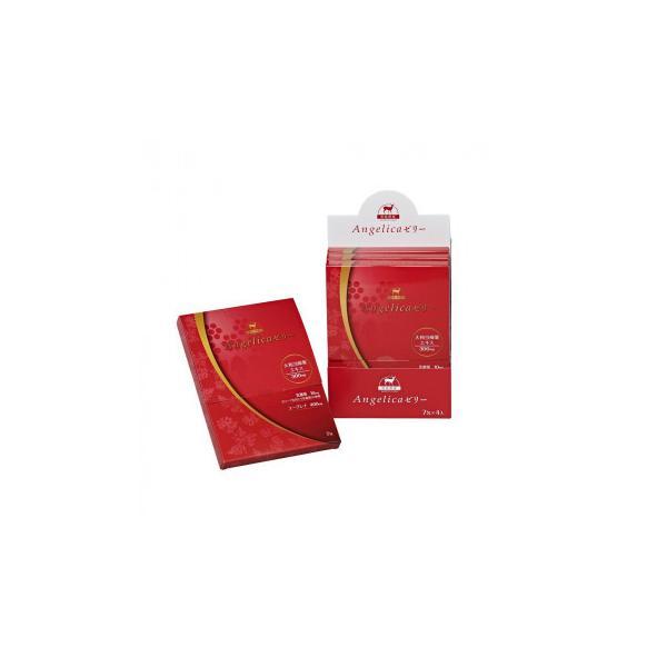Angelicaゼリー 7本×4個 送料無料  代引き不可 送料無料 メーカー直送 期日指定・ギフト包装・注文後のキャンセル・返品不可 ご注文後在庫確認時に欠品の場
