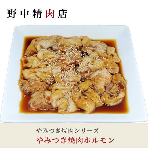 豚肉 国産 やみつき焼肉豚ホルモン(1〜2人分)300g nonaka29