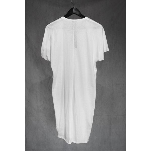 Atelier Aura/アトリエアウラ Sunna organic cotton tee (Wht) ワンピースアームカットソー  Tシャツ 46-48   ホワイト アルチザン  nontitletokyo 03