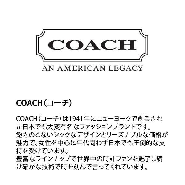 コーチ メンズ レディース MADDY ブルー シリコン 14502514 あすつく 腕時計|nopple|06