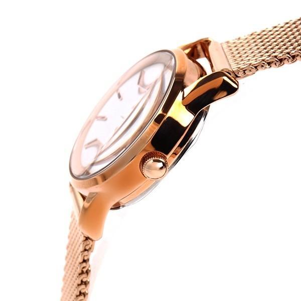 クルース レディース ラ・ヴェデット 24ミリ ローズゴールド CL50006 あすつく 腕時計