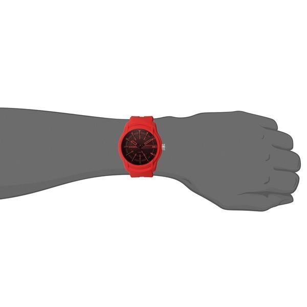 ディーゼル ペアウォッチ ARMBAR アームバー 45mm レッド DZ1820DZ1820 あすつく 腕時計