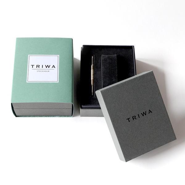 トリワ ペアウォッチ ファルケン ゴールド文字盤 ブラック FAST107-WC010117FAST107-WC010117 あすつく 腕時計