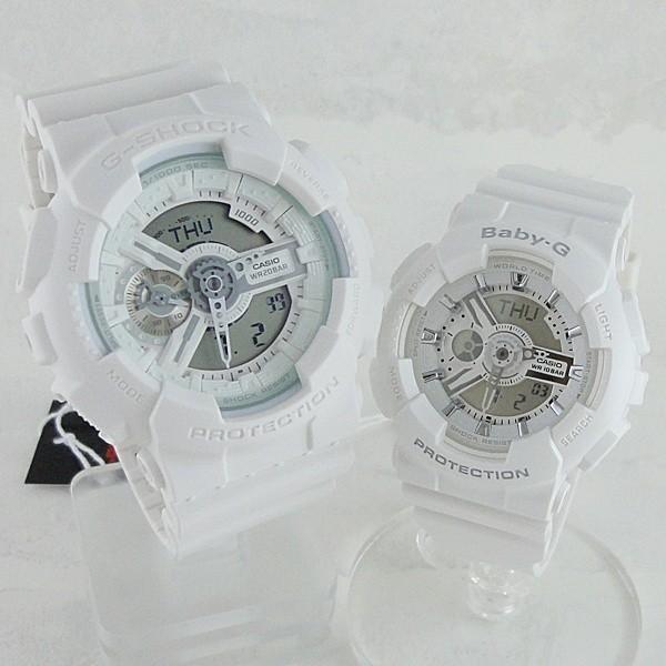 カシオ ベビーG × Gショック ペアウォッチ GA-110BC-7AJFBA-110-7A3JF あすつく 腕時計|nopple|02