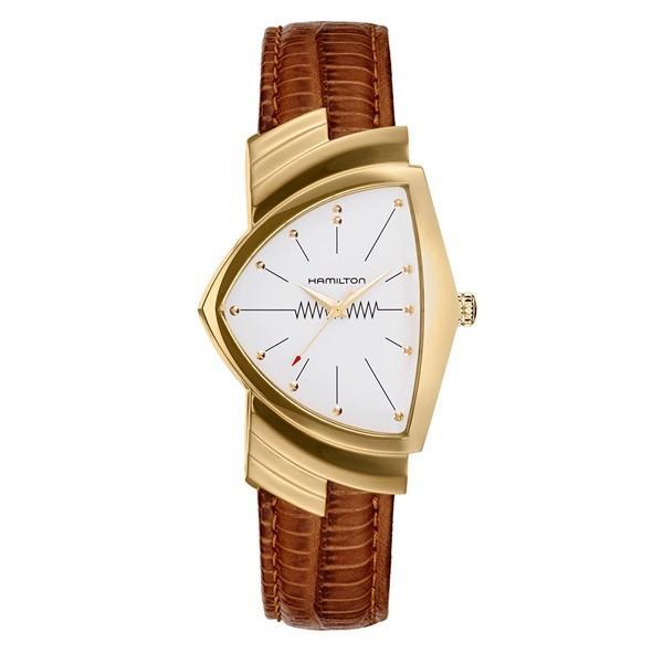 reputable site abe46 4169f 【新作 限定品!】ハミルトン メンズ ベンチュラ 60周年記念モデル H24301511 あすつく 腕時計 :H24301511:腕時計ノップル -  通販 - Yahoo!ショッピング