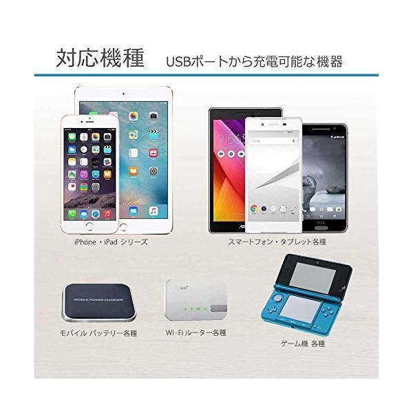 海外旅行用USB充電器 ACアダプター 4ポート折畳式 変換プラグ 多機能充電器 150カ国以上通用(米国 EU 英国 AU) iPhone,Andr|north-c-shop|05