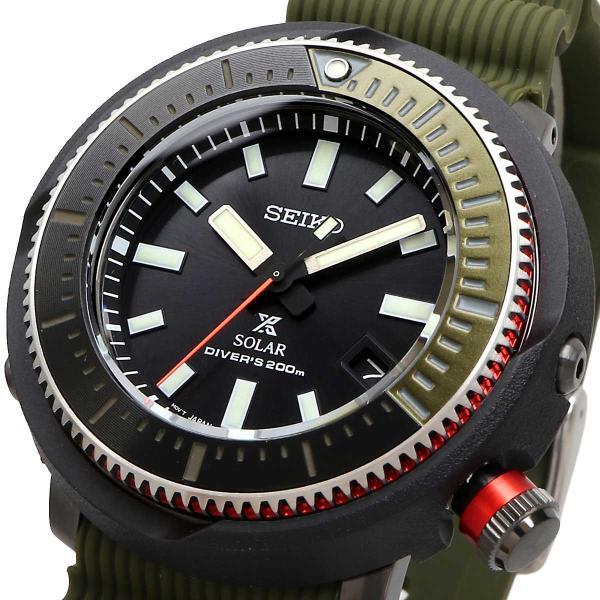新品腕時計SEIKOセイコー海外モデルPROSPEXプロスペックスソーラーダイバーズメンズSNE547P1