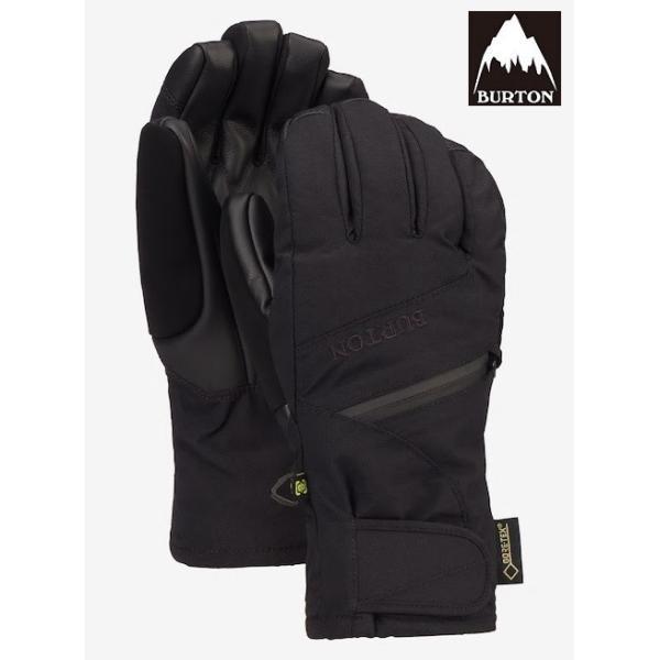 BURTON グローブ Women's Under Glove + Gore Warm technology True Black