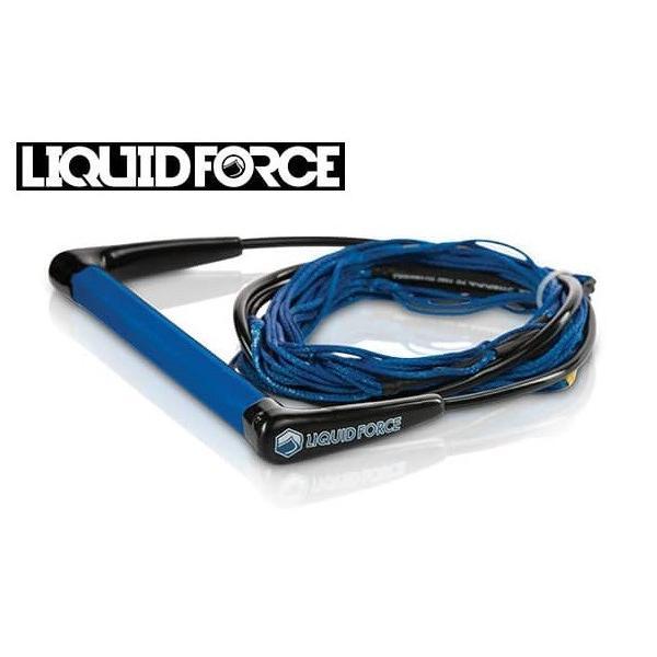 LIQUIDFORCE ハンドル&ライン COMP COMBO BLUE  リキッドフォース