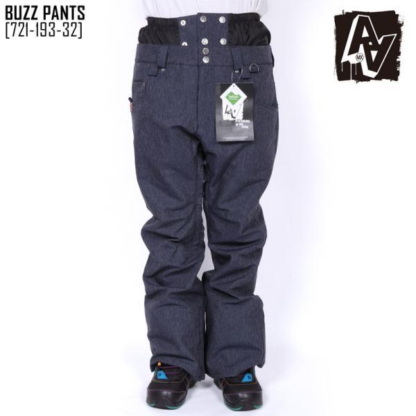 PANTS スノボ スノーボードウェア BUZZ メンズ パンツ ウェア