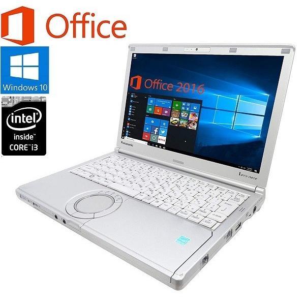 Panasonic CF-NX4/Microsoft Office 2019/Win 10/Core i3-5010U 2.1GHz新品メモリー8GB/新品SSD240GB/12インチ/Bluetooth/HDMI/中古ノートパソコン