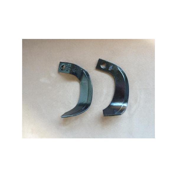 ヤンマー 管理機爪 2-313 8本組 耕うん機爪 ロータリー爪
