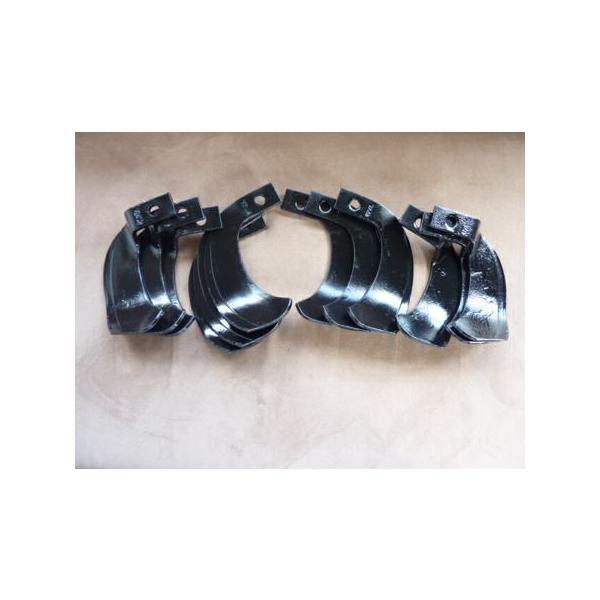 ヤンマー 管理機爪 16本 2-34-7 耕うん爪 ロータリー爪