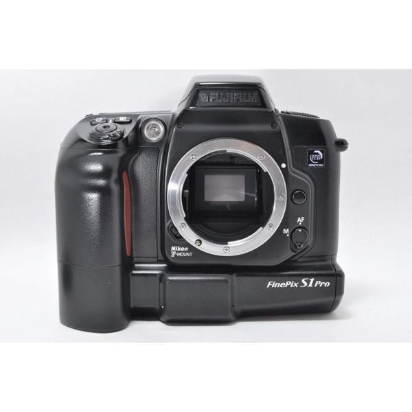 フジフィルム FUJIFILM FinePix S1 Pro ボディ SDカード付き <プレゼント包装承ります>