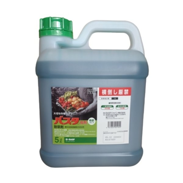 バスタ液剤 5L