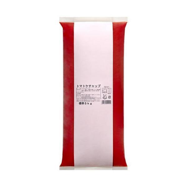 送料無料 【2ケースセット】ハグルマ JAS標準 トマトケチャップ 5kg袋パック×2袋入×(2ケース)