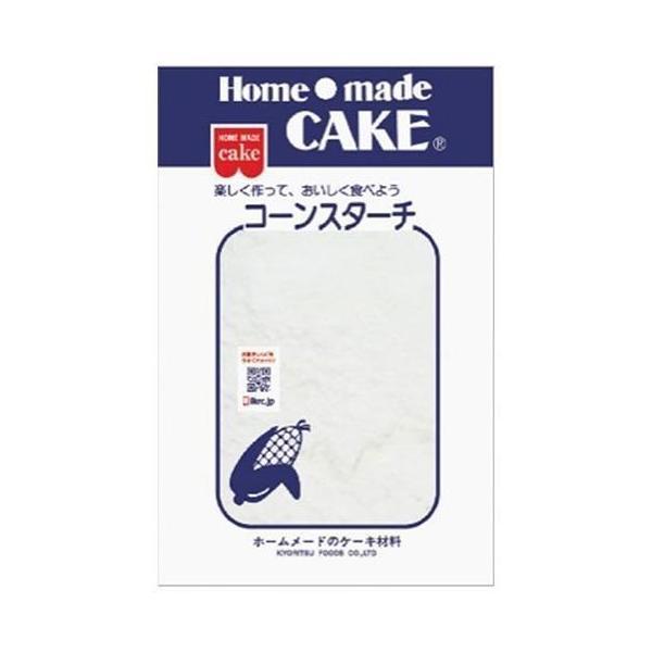 送料無料 【2ケースセット】共立食品 コーンスターチ 160g×10個入×(2ケース)